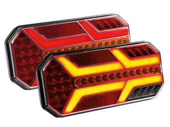 Bilde av LED baklykter